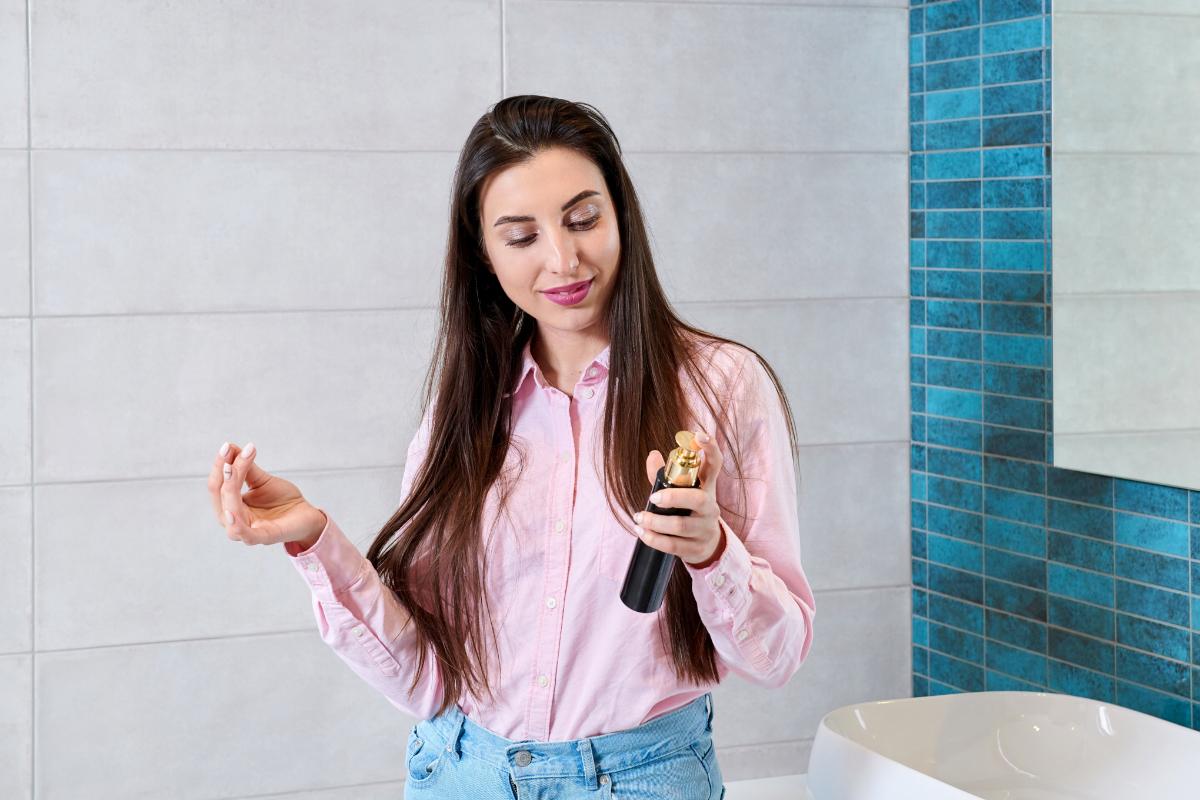 olejek Nanoil rewolucyjny kosmetyk do włosów