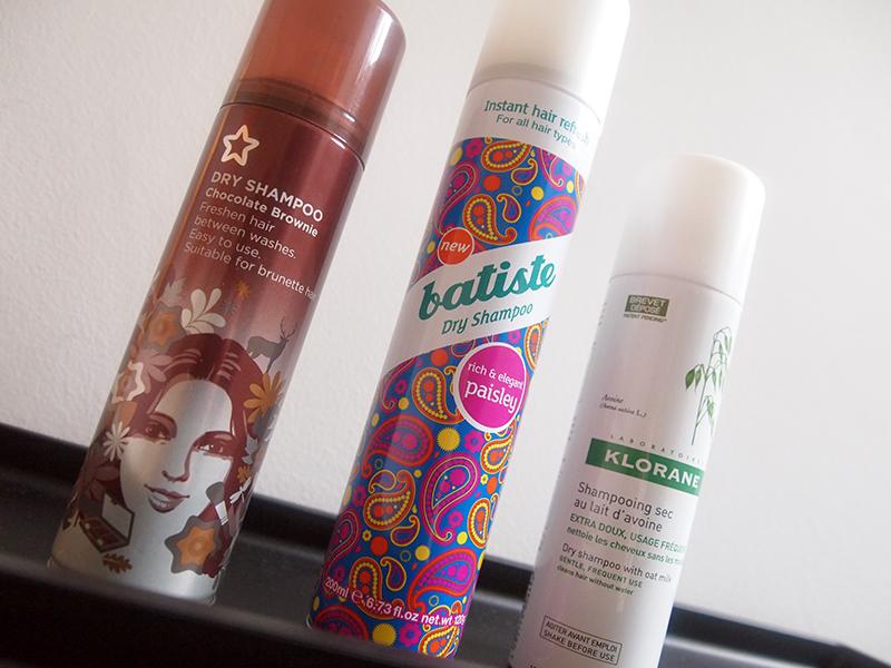 suchy szampon