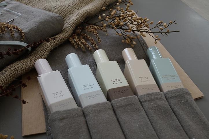 Kolekcja zapachów Jo Malone
